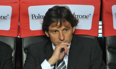 Técnico do Milan Leonardo